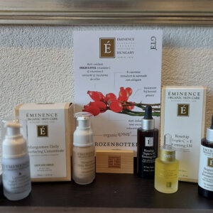 Éminence serums, booster-serums, concentrates & oils