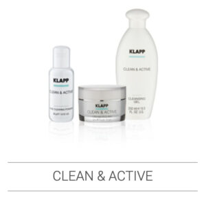 Klapp Clean & Active