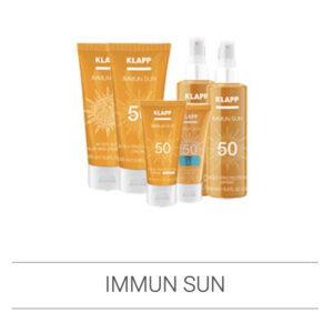 Klapp Immun Sun